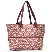 Сумка Shopper E1 Diamonds Rouge