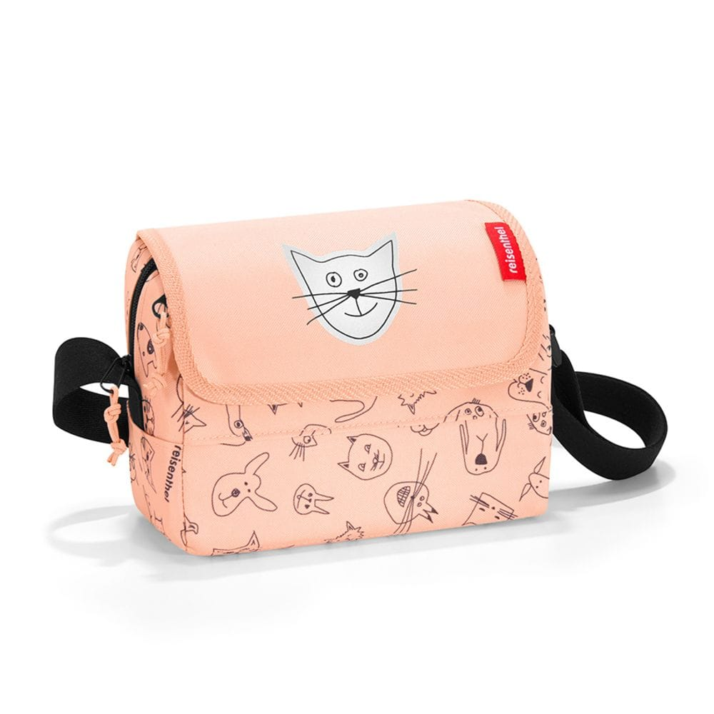 Сумка детская Everydaybag Kids Cats And Dogs Rose